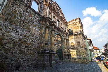 Society of Jesus, Casco Viejo, UNESCO World Heritage Site, Panama City, Panama, Central America
