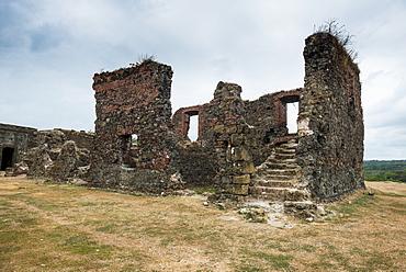 Fort San Lorenzo, UNESCO World Heritage Site, Panama, Central America