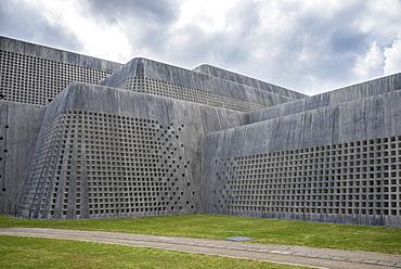 Okinawa Prefectural Museum, Naha, Okinawa, Japan, Asia