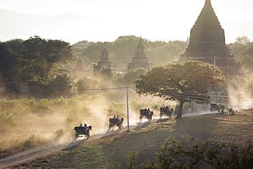 Bagan, Myanmar (Burma), Southeast Asia