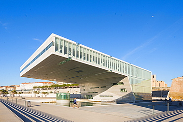 Villa Mediterranee, Marseille, Bouches du Rhone, Provence, Provence-Alpes-Cote d'Azur, France, Europe