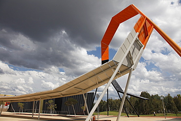 National Museum of Australia in Canberra, A.C.T., Australia, Pacific