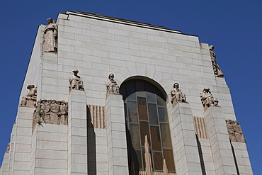 ANZAC Memorial in Sydney, New South Wales, Australia, Pacific