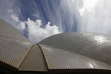 The Opera House, UNESCO World Heritage Site, Sydney, New South Wales, Australia, Pacific