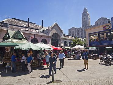 Mercado del Puerto, Montevideo, Uruguay, South America