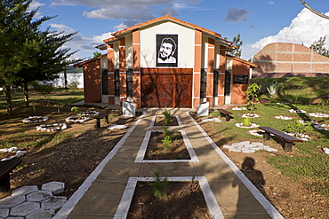 Che Guevara Museum in Vallegrande, Bolivia, South America