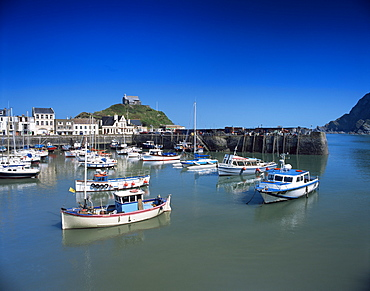 Harbour, Ilfracombe, north Devon, England, United Kingdom, Europe