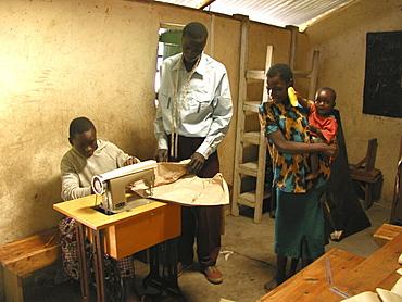 Kenya catholic lay missionaries orphan vocational training. Korogocha, nairobi