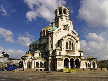 Religion, bulgaria. Alexander nevsky orthodox cathedral, sofia