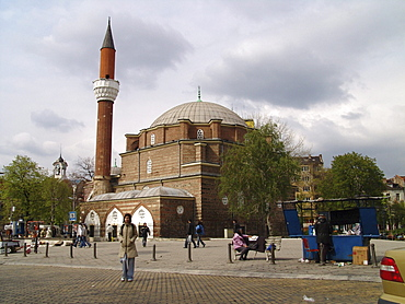 Religion, bulgaria .Sofia Mosque - 1194-233