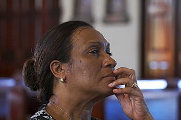 Jamaica. Woman of montego bay