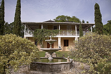 Jamaica. Stately home near montego bay