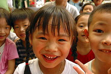 Education, taiwan. A school for children with special needs, tainan