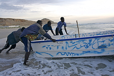 Eyl is a town in somalias puntland state. The prominent clan in eyl district are yonis idiris, a sub-clan of isse mahamud, which in turn is a sub-clan of majeerteen. Eyl is near the hafun peninsula, the location of most of somalias casualties from the 2004 indian ocean tsunami., the tsunami resulted in the death of some 300 people and extensive destruction of shelters, houses and water sources as well as fishing gear. The livelihoods of many people residing in towns and small villages along the somali indian ocean coastline, particularly in the northern regions, were devastated / view of the landscape around eyl