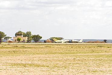 Hargeissa airport, somaliland