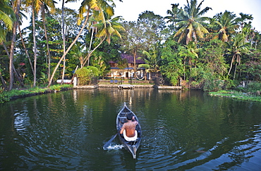 Chittor Kottaram, Cochin (Kochi), Kerala, South India, India, Asia