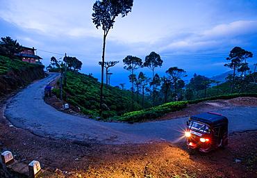 Tuk tuk, Haputale, Sri Lanka, Asia
