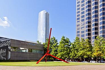 Art District, Dallas Museum of Art, Dallas, Texas, United States of America, North America