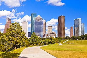 Eleanor Tinsley Park, Houston, Texas, United States of America, North America