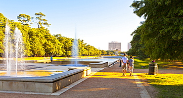 Hermann Park, Houston, Texas, United States of America, North America