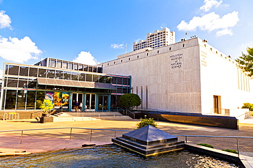 The Houston Museum of Natural Science, Hermann Park, Houston, Texas, United States of America, North America