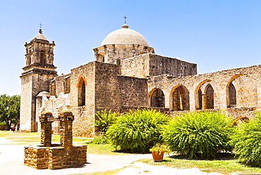 Mission San Jose y San Miguel de Aguayo, Mission San Jose, San Antonio, Texas, United States of America, North America