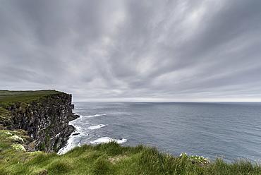 Latrabjard Bird Cliffs, Westfjords, Iceland, Polar Regions