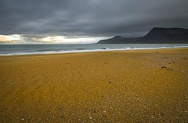 Hjardarnes, Westfjords, Iceland, Polar Regions