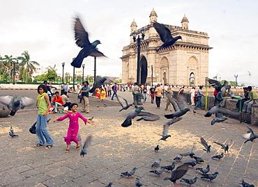Gateway of India, Mumbai, India, Asia - 1212-103