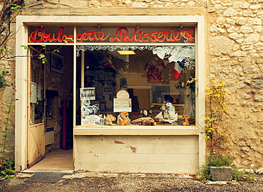 Traditional boulangerie, France, Europe