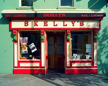 Traditional Irish Pub, Ballymahon, Co Longford, Republic of Ireland, Europe