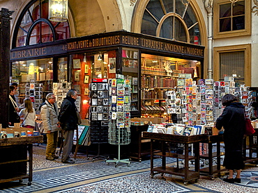 Galleries Vivienne, Paris, France, Europe