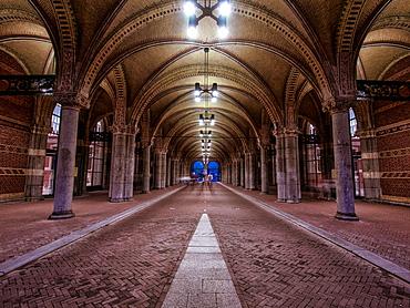 Rijksmuseum, Amsterdam, The Netherlands, Europe