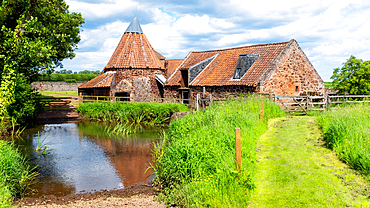 Preston Mill and Phantassie Doocot, as featured in Outlander TV series, East Lothian, Scotland, United Kingdom, Europe