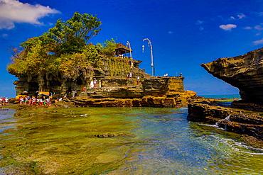 Pura Tanah Lot, Sea Temple, Bali, Indonesia, Southeast Asia, Asia