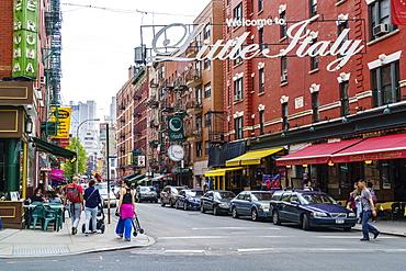 Little Italy, Manhattan, New York City, United States of America, North America