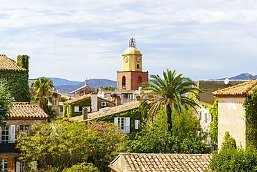 Saint-Tropez, Var, Cote d'Azur, Provence, France, Mediterranean, Europe