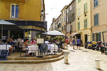 Saint-Tropez, Var, Cote d'Azur, Provence, France, Europe