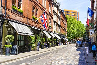 Monmouth Street, Covent Garden, London, England, United Kingdom, Europe