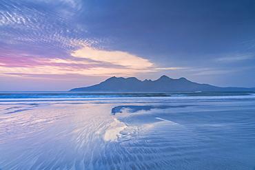 Laig Bay, Isle of Eigg, Small Isles, Inner Hebrides, Scotland, United Kingdom, Europe