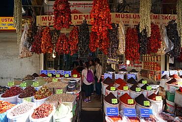 The Bazaar, Sanliurfa, Anatolia, Turkey, Asia Minor, Eurasia