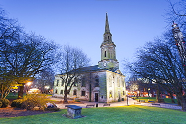 St. Paul's Church, Grade 1 listed building, Jewellery Quarter, Birmingham, England, United Kingdom, Europe