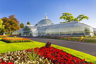 Kibble Palace, Botanic Gardens, Glasgow, Scotland, United Kingdom, Europe