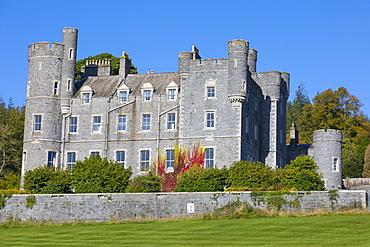 Castlewellan Castle, Castlewellan, County Down, Ulster, Northern Ireland, United Kingdom, Europe