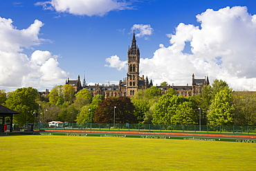 Glasgow University, Glasgow, Scotland, United Kingdom, Europe