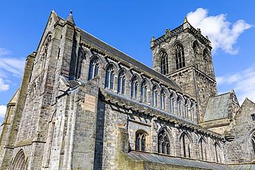 Paisley Abbey, Renfrewshire, Scotland, United Kingdom, Europe