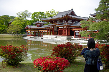 Byodo-in Temple, UNESCO World Heritage Site, Kyoto, Japan, Asia