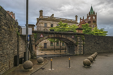 Londonderry (Derry), County Londonderry, Ulster, Northern Ireland, United Kingdom, Europe