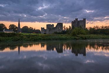 Trim Castle, County Meath, Leinster, Republic of Ireland, Europe
