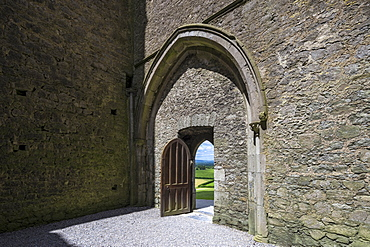 Rock of Cashel, County Tipperary, Munster, Republic of Ireland, Europe